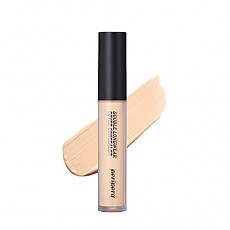[Peripera] Double Longwear Cover Concealer (3 Colors) #02 Natural Beige