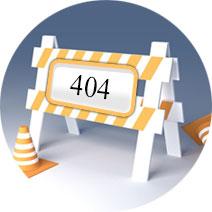 404 errer