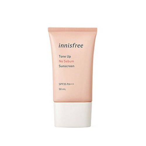 [Innisfree] Tone Up No Sebum Sunscreen